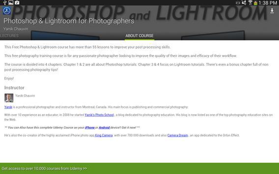 Photographers Guide screenshot 8