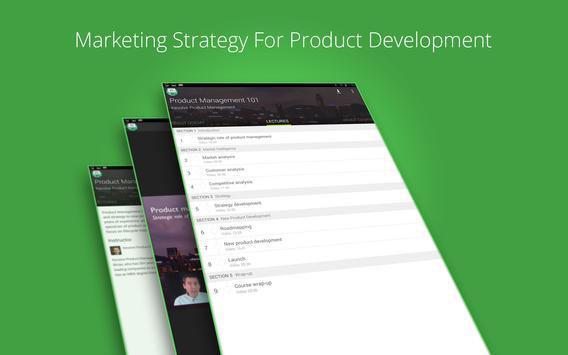 Product Management 101 apk screenshot