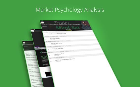 Professional Trader's Mindset apk screenshot