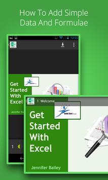 Basic Excel 2013 Course screenshot 1