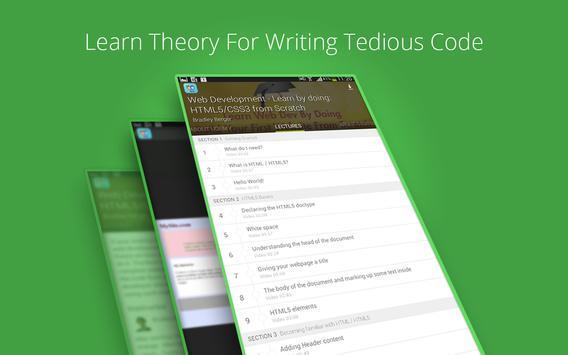 Web Development Tutorials screenshot 7