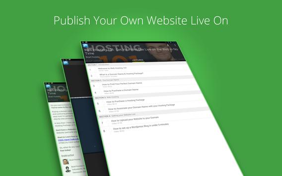 Web Hosting Tutorial screenshot 4