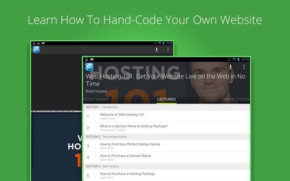 Web Hosting Tutorial screenshot 5