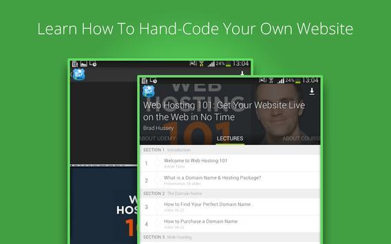 Web Hosting Tutorial screenshot 2