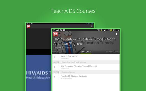 HIV Prevention Tutorials apk screenshot