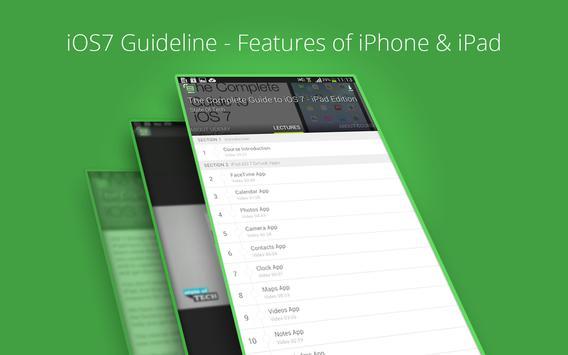 Complete iOS 7 Guide screenshot 7