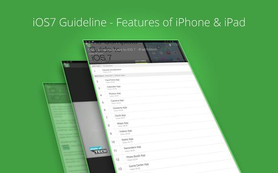 Complete iOS 7 Guide screenshot 4