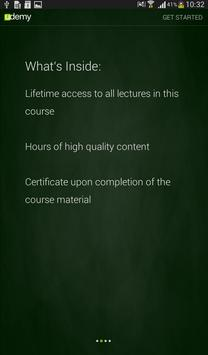 Complete iOS 7 Guide by Udemy screenshot 12