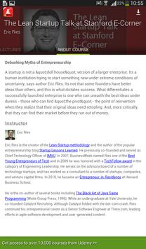 Lean Startup Talk screenshot 10