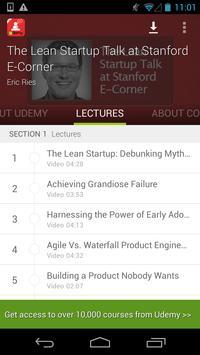 Lean Startup Talk screenshot 13