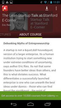 Lean Startup Talk screenshot 16