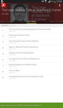 Lean Startup Talk screenshot 7