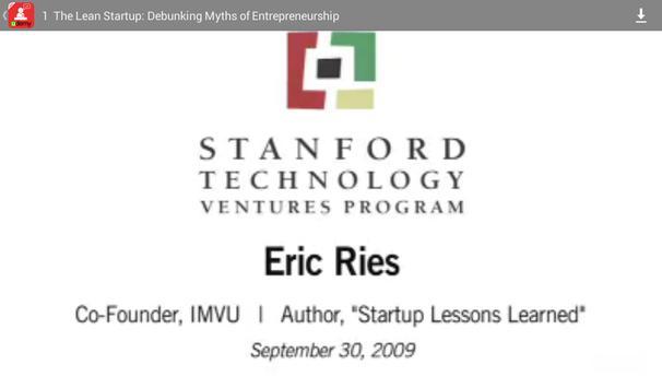 Lean Startup Talk screenshot 9