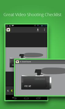 Video Shooting Course apk screenshot
