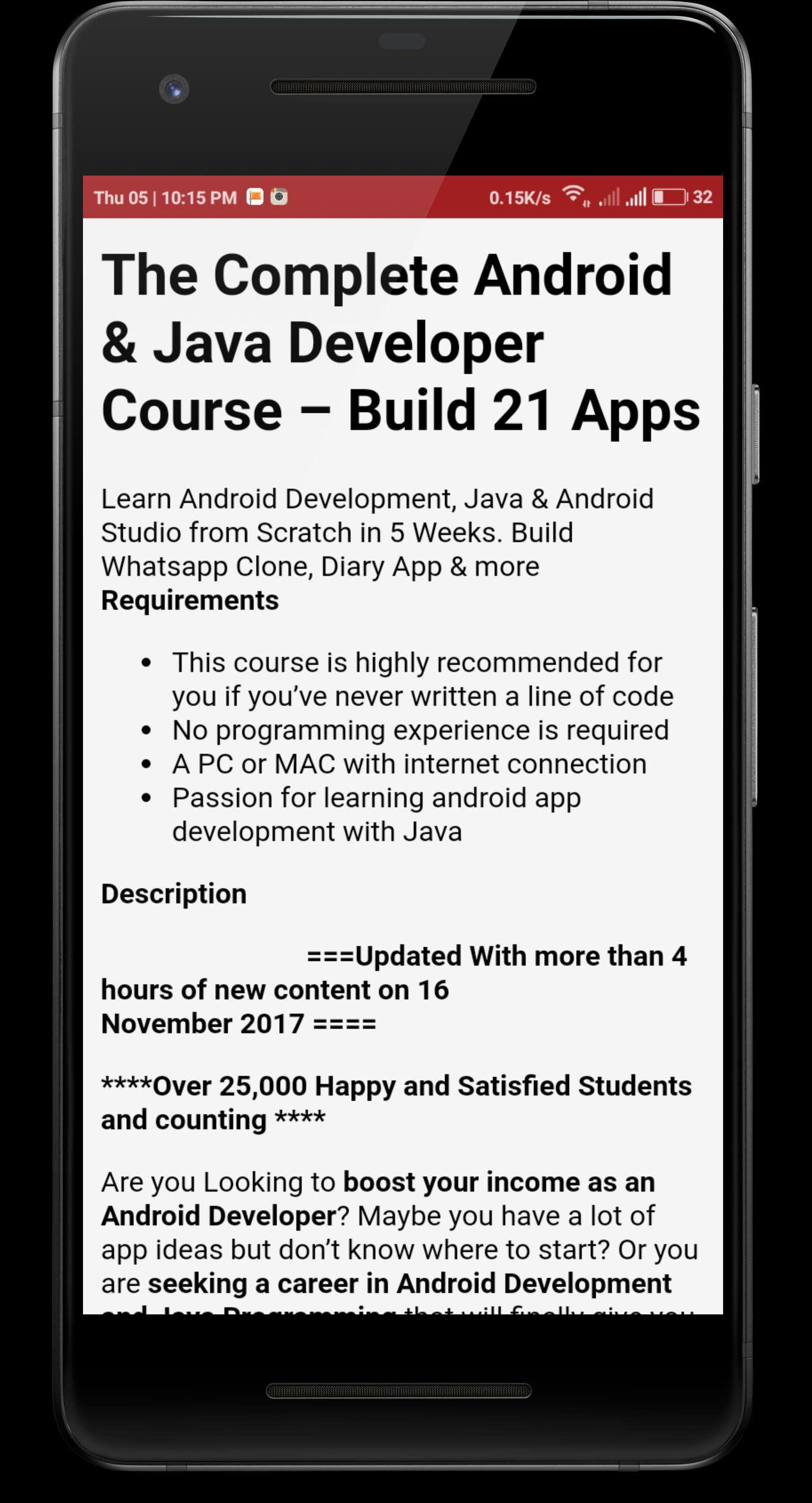 Udemy Free Courses for Android - APK Download