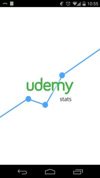 Udemy Course Stats poster