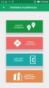 UDEMéx app poster