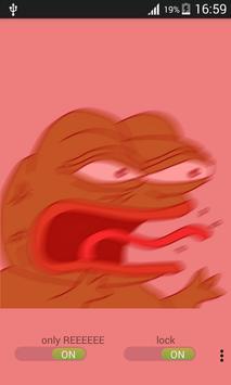 Pepe reeee apk screenshot