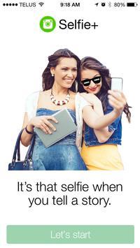 Selfie+ poster