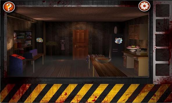 Escape the Room Zombies apk screenshot