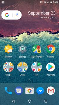 Launcher for Android poster