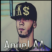 Anuel AA icon