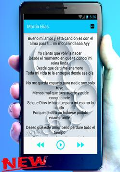 El Gran Martín Elías - Al Fin Llegaste Tú Musica screenshot 3