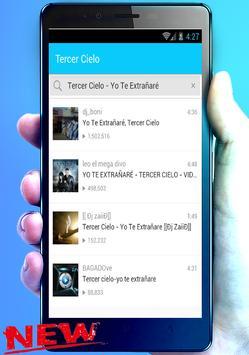Yo Te Extrañaré- Tercer Cielo Los Mejores Musica screenshot 4