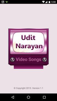 Udit Narayan Video Songs poster
