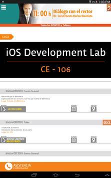 UDLAP ExpoUDLAP apk screenshot