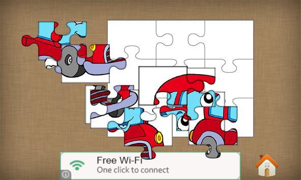 Vehicles Jigsaw Puzzle screenshot 12