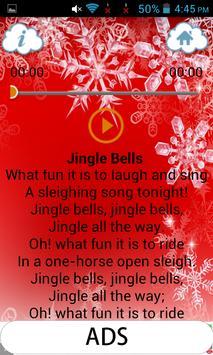 Christmas Song With Lyrics screenshot 14