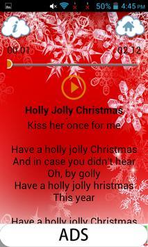 Christmas Song With Lyrics screenshot 16