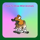 How To Draw Wild Animals icon