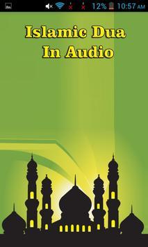 Islamic Dua In Audio poster