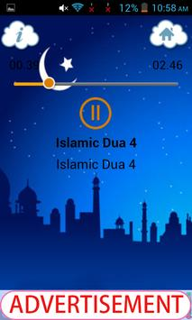 Islamic Dua In Audio screenshot 10