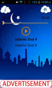 Islamic Dua In Audio screenshot 8