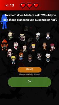 Uchiha Quiz screenshot 4