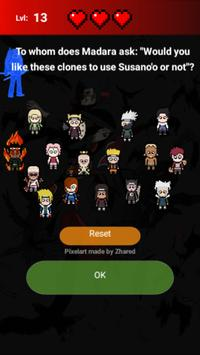 Uchiha Quiz screenshot 1