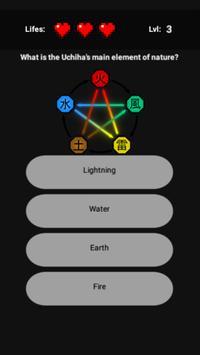 Uchiha Quiz screenshot 3