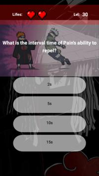 Akatsuki Quiz screenshot 4