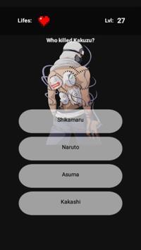 Akatsuki Quiz screenshot 2