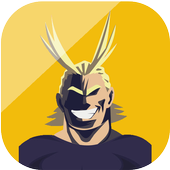 Hero Academia Quiz icon