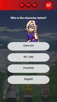 Hero Academia Quiz screenshot 6