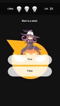 Shibusen Quiz poster