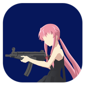 Future Diary Quiz icon