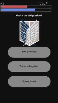 Titan Quiz screenshot 1