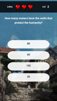 Titan Quiz screenshot 3