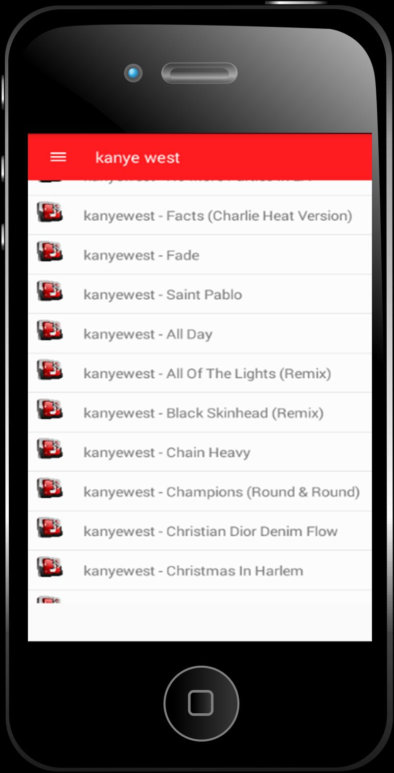 Kanye West - Fade Songs for Android - APK Download