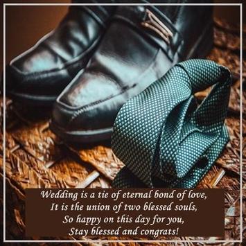 Wedding Wishes screenshot 4